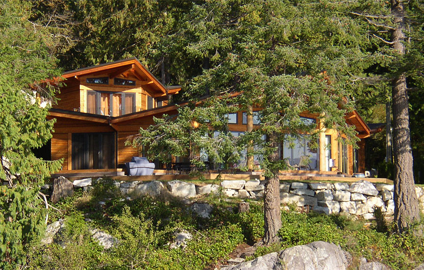 Sunshine Coast Bc Custom Home Builders Gm Projects Quality Construction Renovations
